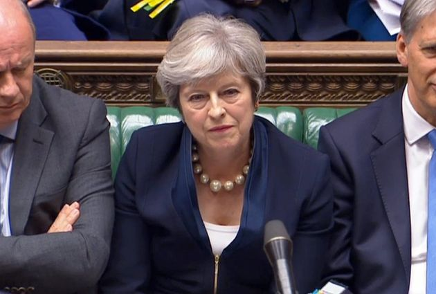 Theresa May lost her majority but wants to retain power over all