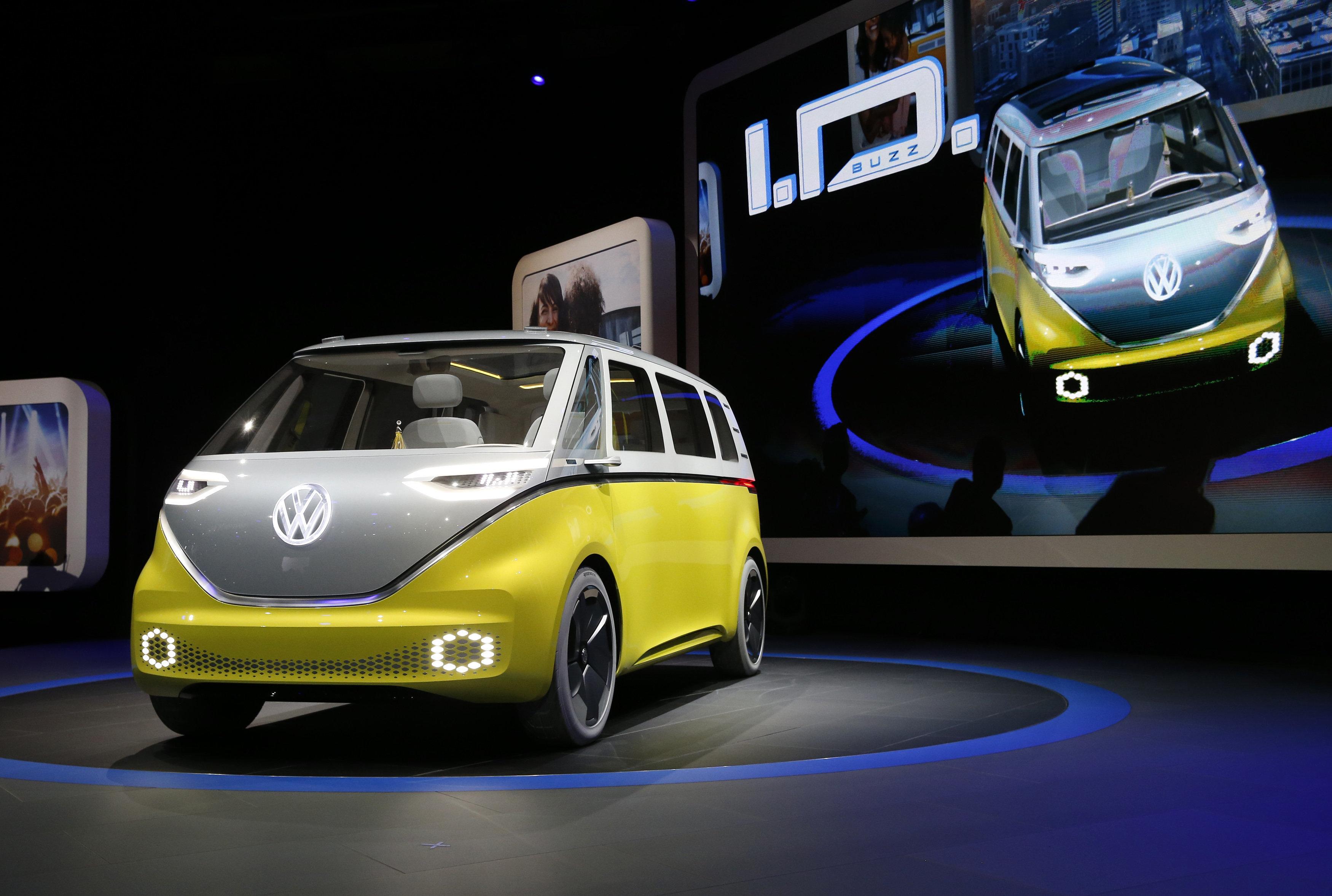Frankfurt - Volkswagen T-Roc kicks off brand renewal
