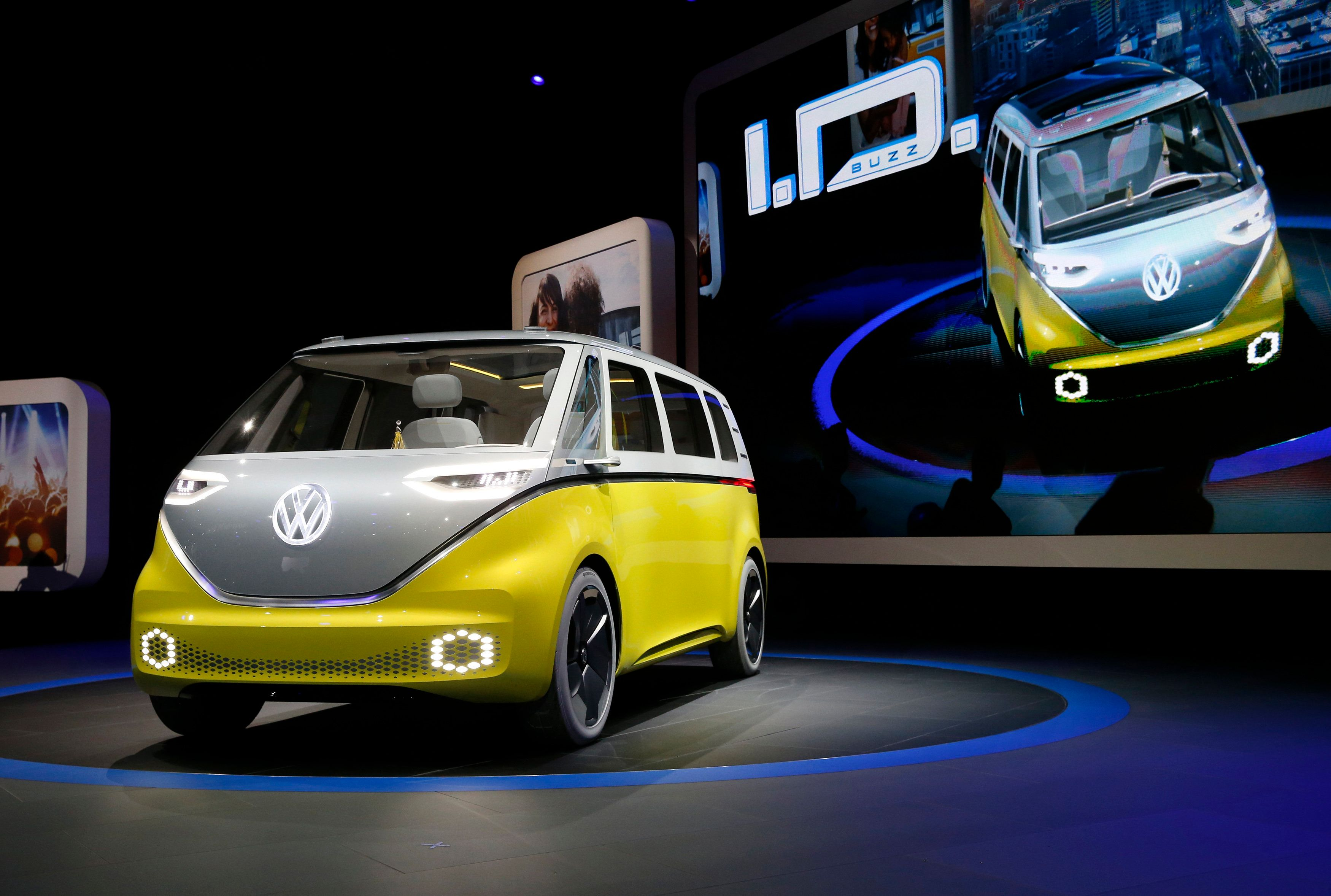 Volkswagen's Entire Car Range Is Going Electric By