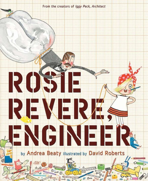 Rosie is a shy girl by day, but brilliant inventor by night. In this classic heroine tale, she sets out to create the greates