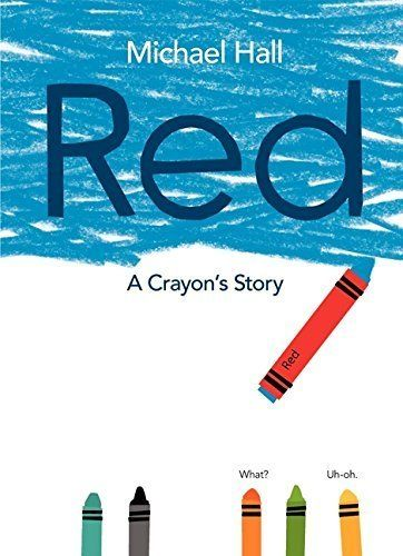 After a blue crayon is mistakenly labeled as red, he sets out to try and become someone he's not, only to realize that it's o