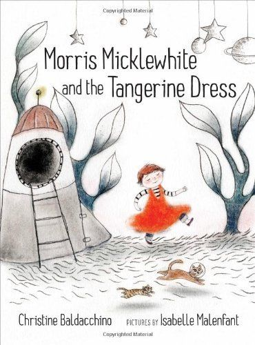 In this heartwarming tale of nonconformity, Morris is teased for wearing the tangerine dress in his classroom's dr