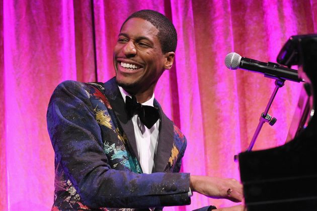 Jon Batiste Still Has A Plan To Help Colbert Reach Trump