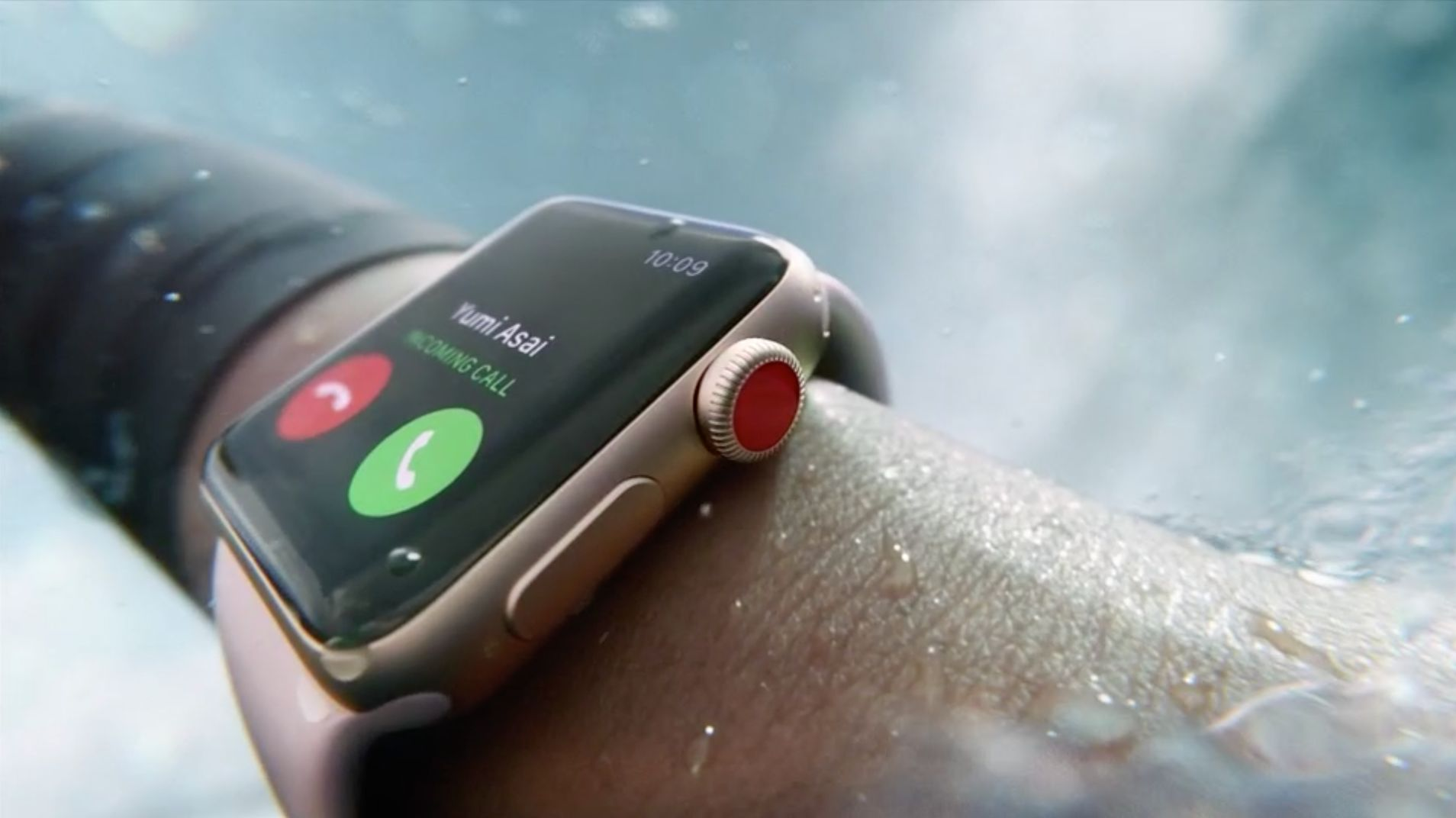 The New Apple Watch Can Now Make Phone