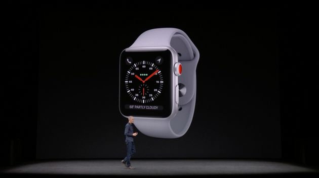 Apple Watch Series 3 4G: The First Smart Watch That Can Make