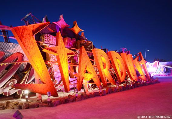 """<a rel=""""nofollow"""" href=""""http://www.neonmuseum.org/"""" target=""""_blank"""">The Neon Museum</a>"""