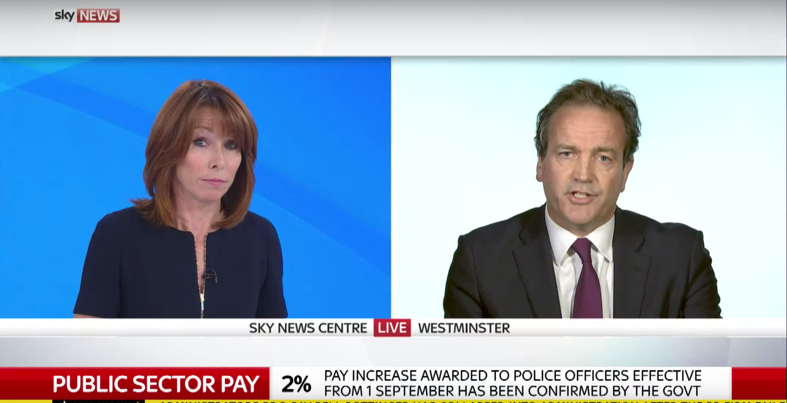 The Tory Policing Minister Is Probably Regretting Speaking To Kay Burley This