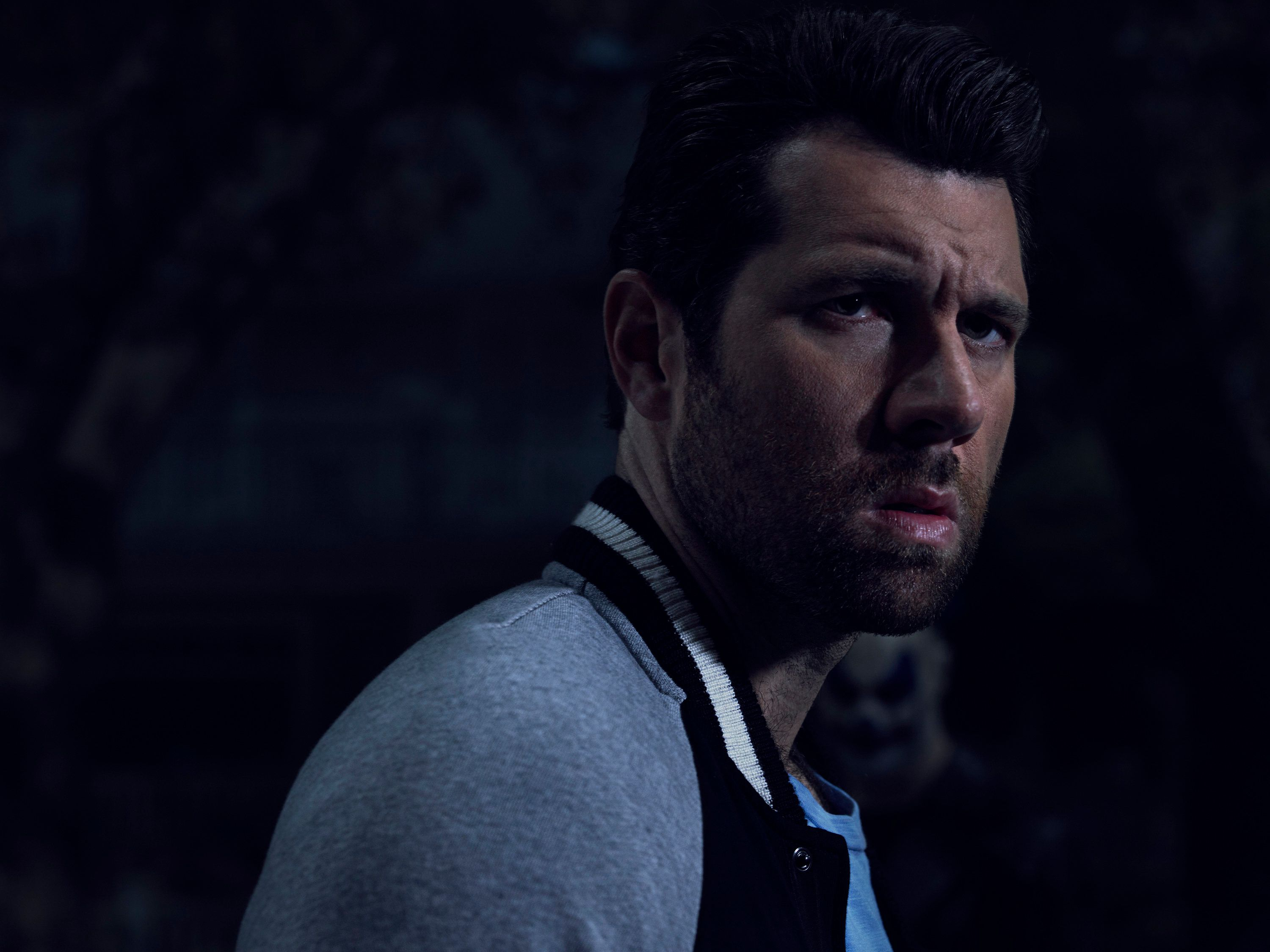 AMERICAN HORROR STORY: CULT -- Pictured: Billy Eichner as Harrison Wilton. CR: Frank Ockenfels/FX