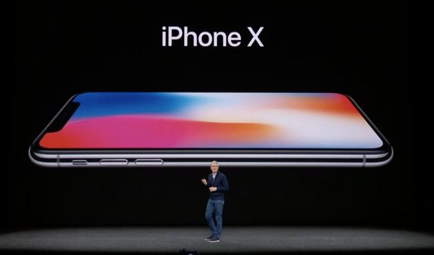 The iPhone X Is