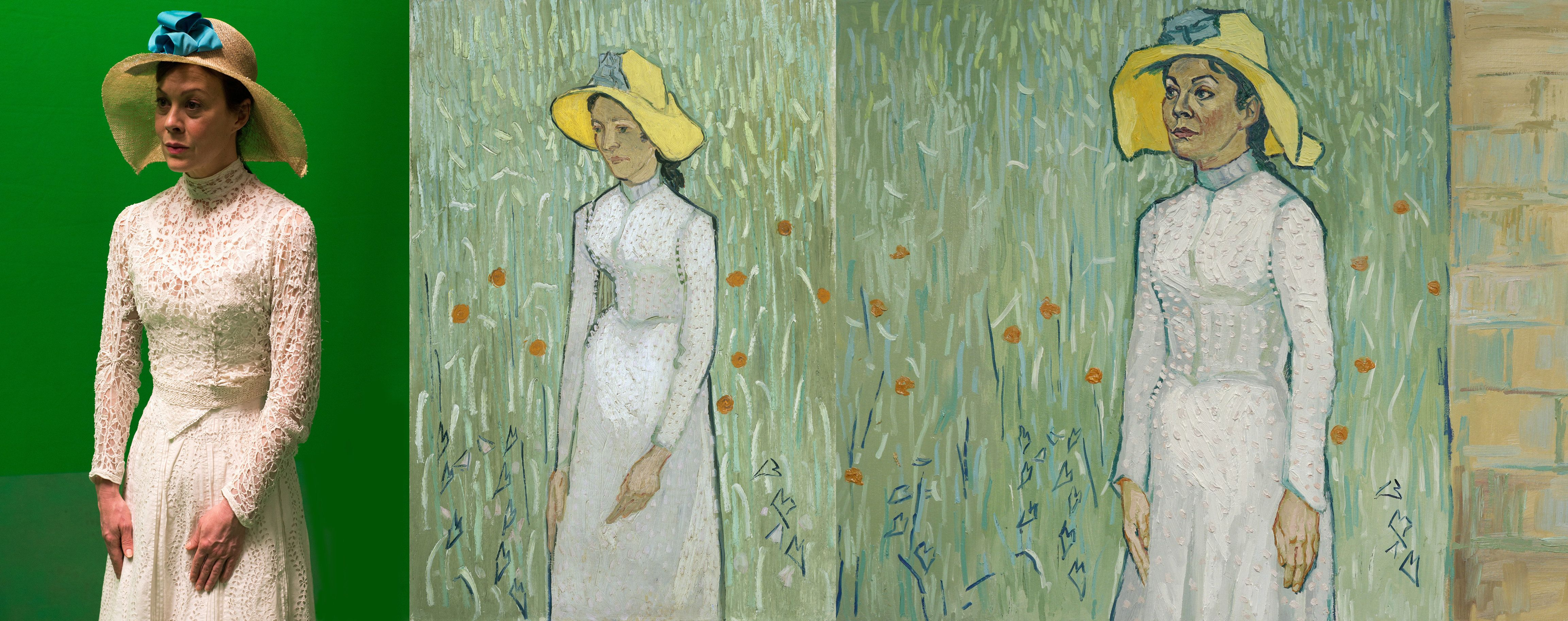 Watch Actors Transform Into Living Van Gogh Paintings Before Your Eyes images 4