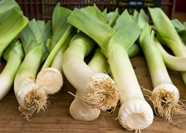 "<strong>Nutrient Density Score: 10.69<br></strong><br>Leeks <a href=""http://www.whfoods.com/genpage.php?tname=foodspice&"