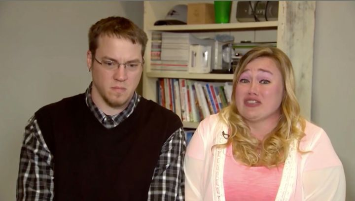 Mike and Heather Martin have apologized for their behavior in a video that has since been
