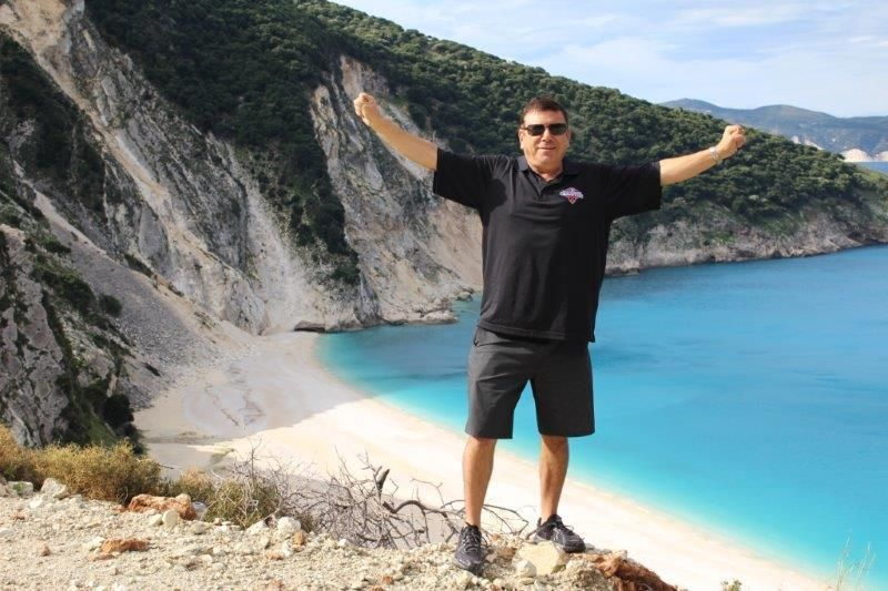 Becoming a travel advisor allowed me to set foot on five continents