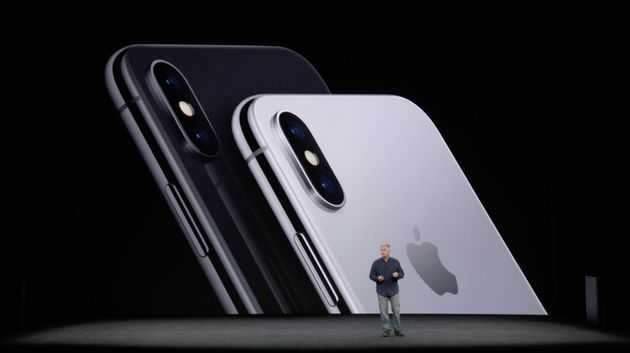 Apple iPhone X Unveiled: UK Price, Release Date And