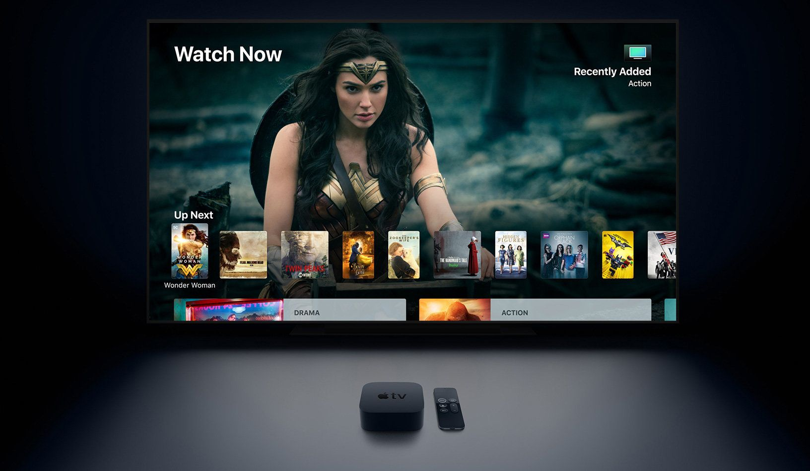 Apple TV 4K lands on September 22nd for $179