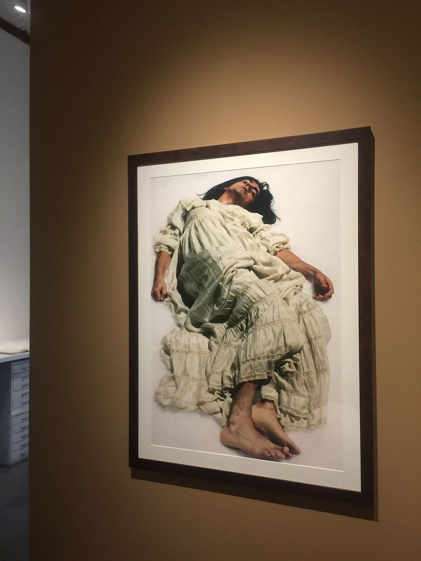 <em>Untitled #44</em> by Ken Gonzales-Day, 1997. Luis Jesus Gallery, Los Angeles. Image by Edward Goldman.