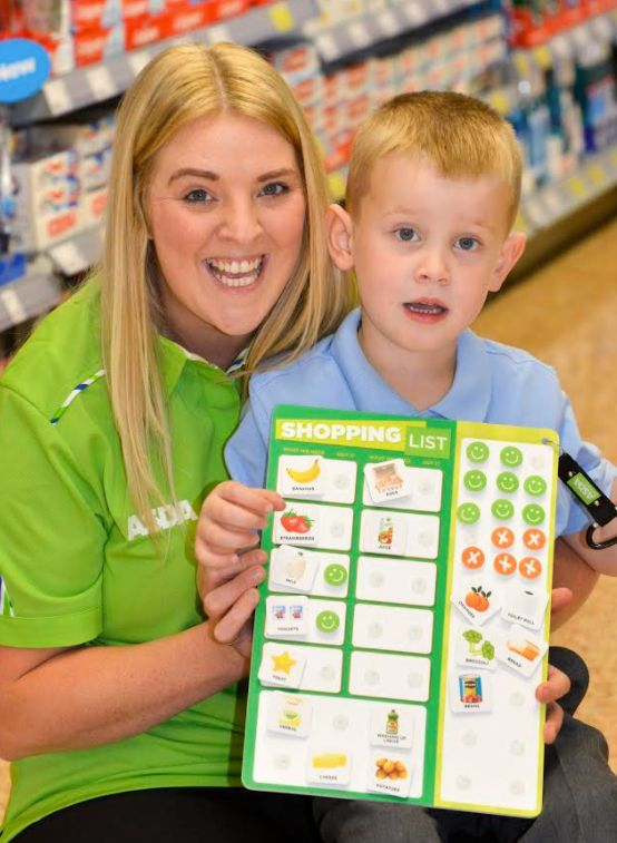 Asda's 'Happy Little Helpers' Game Makes It Easier For Parents Of Kids With Autism To Do The Weekly