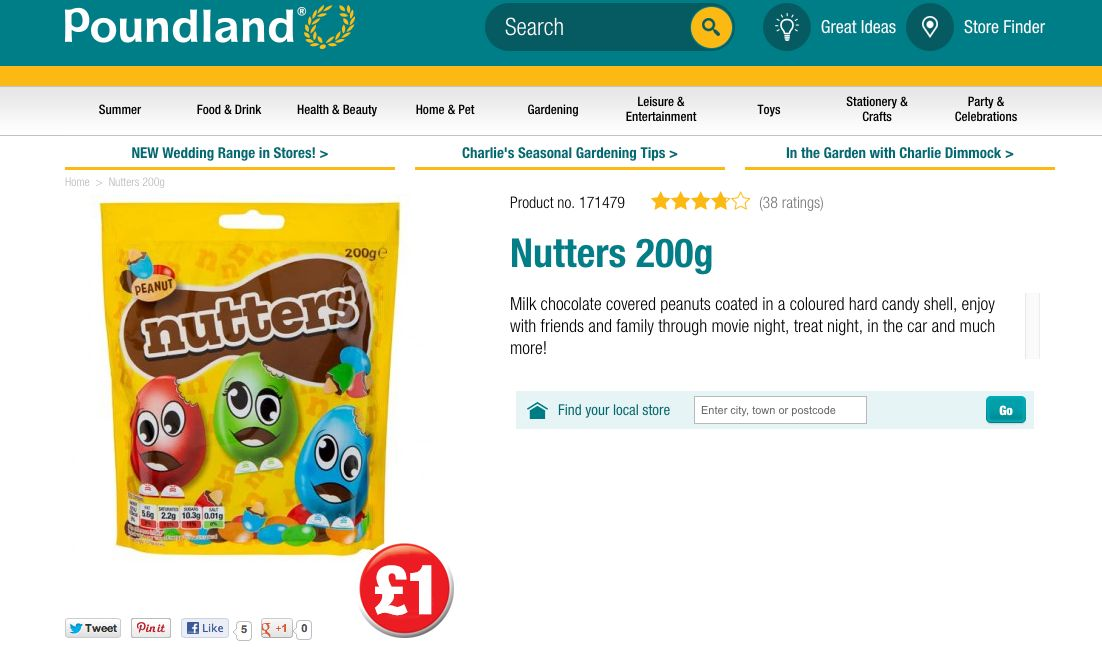 Mental Health Campaigners Slam Poundland Over 'Offensive' Chocolates Called