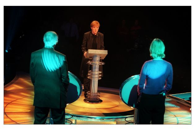 Anne presented 'The Weakest Link' for 12