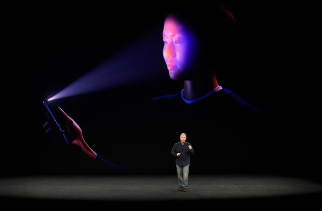 Apple's iPhone X Face ID: Here's How It Actually