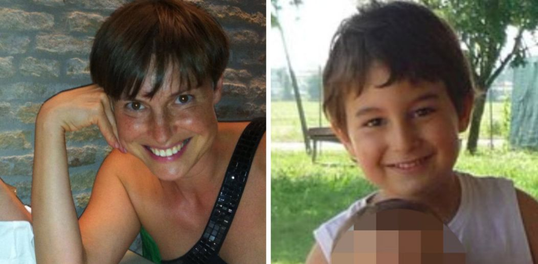 First Pictures Of Italian Couple And Child Who Perished In
