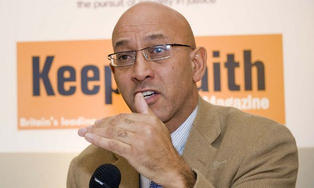 Peter Herbert, president of the Society Of Black Lawyers, hascondemned the lack of diversity on...