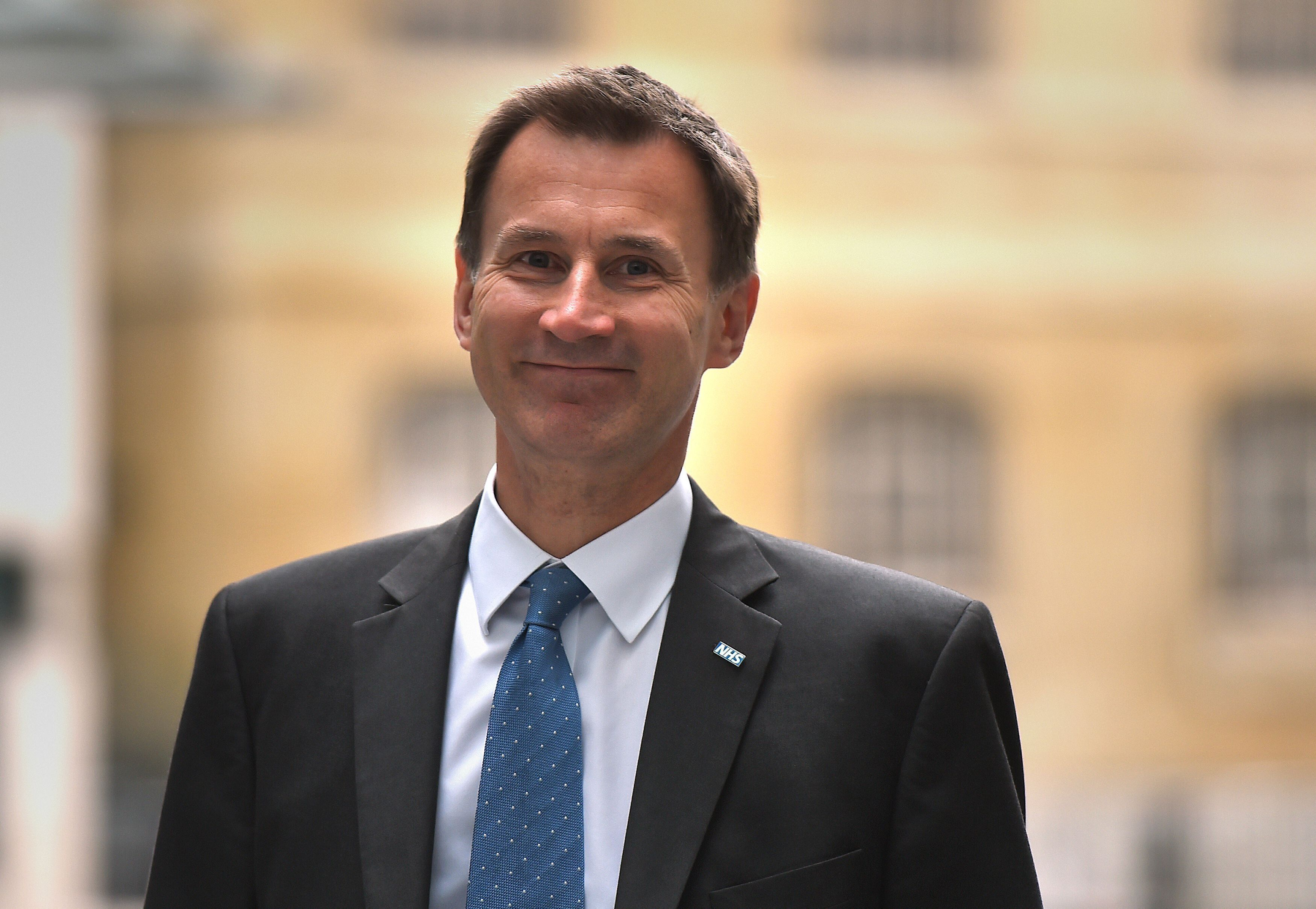 Health Secretary Jeremy Hunt has predicted NHS doctors could be replaced by robots which candiagnose
