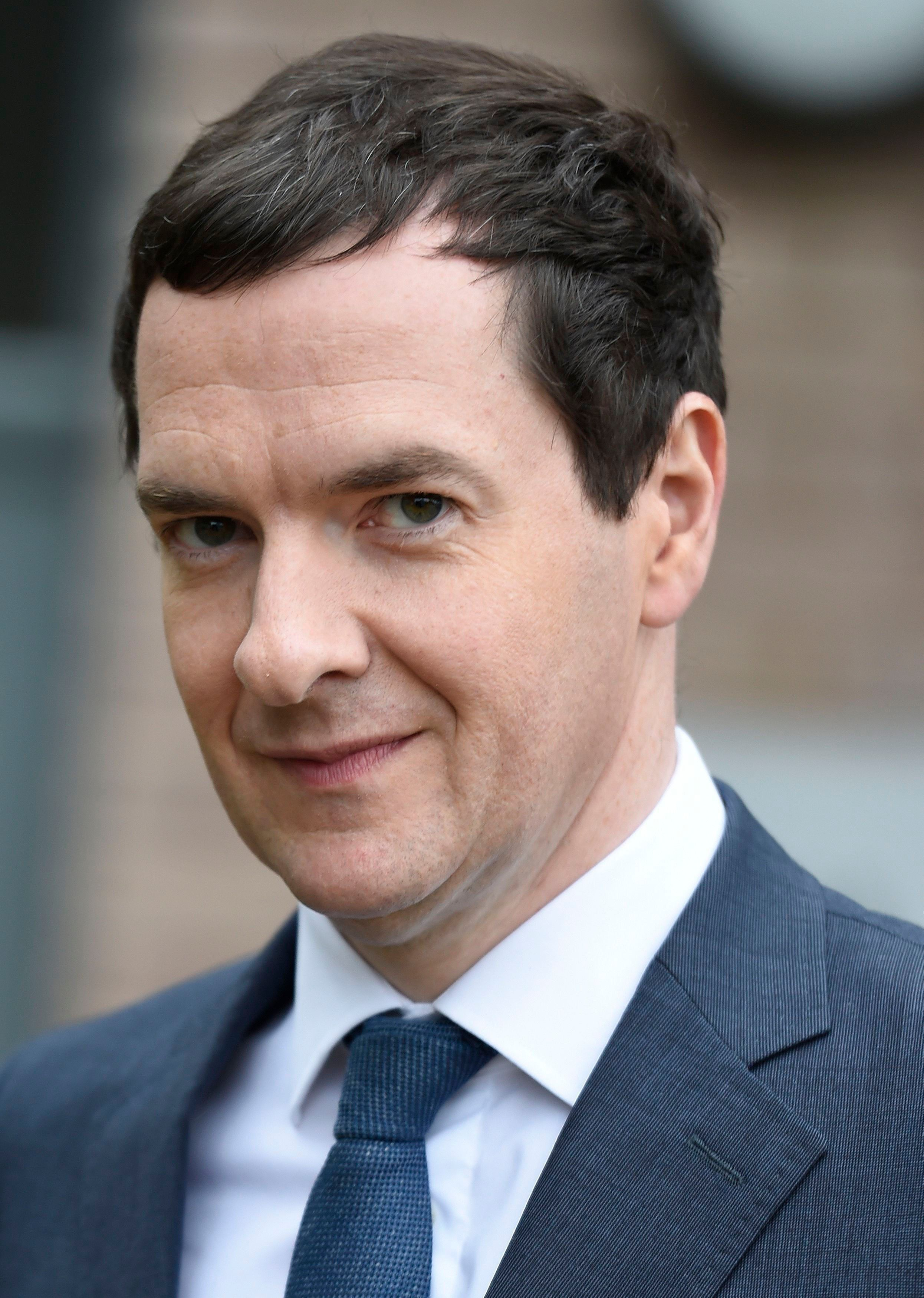 George Osborne Thinks Austerity Had Nothing To Do With The Grenfell Tower