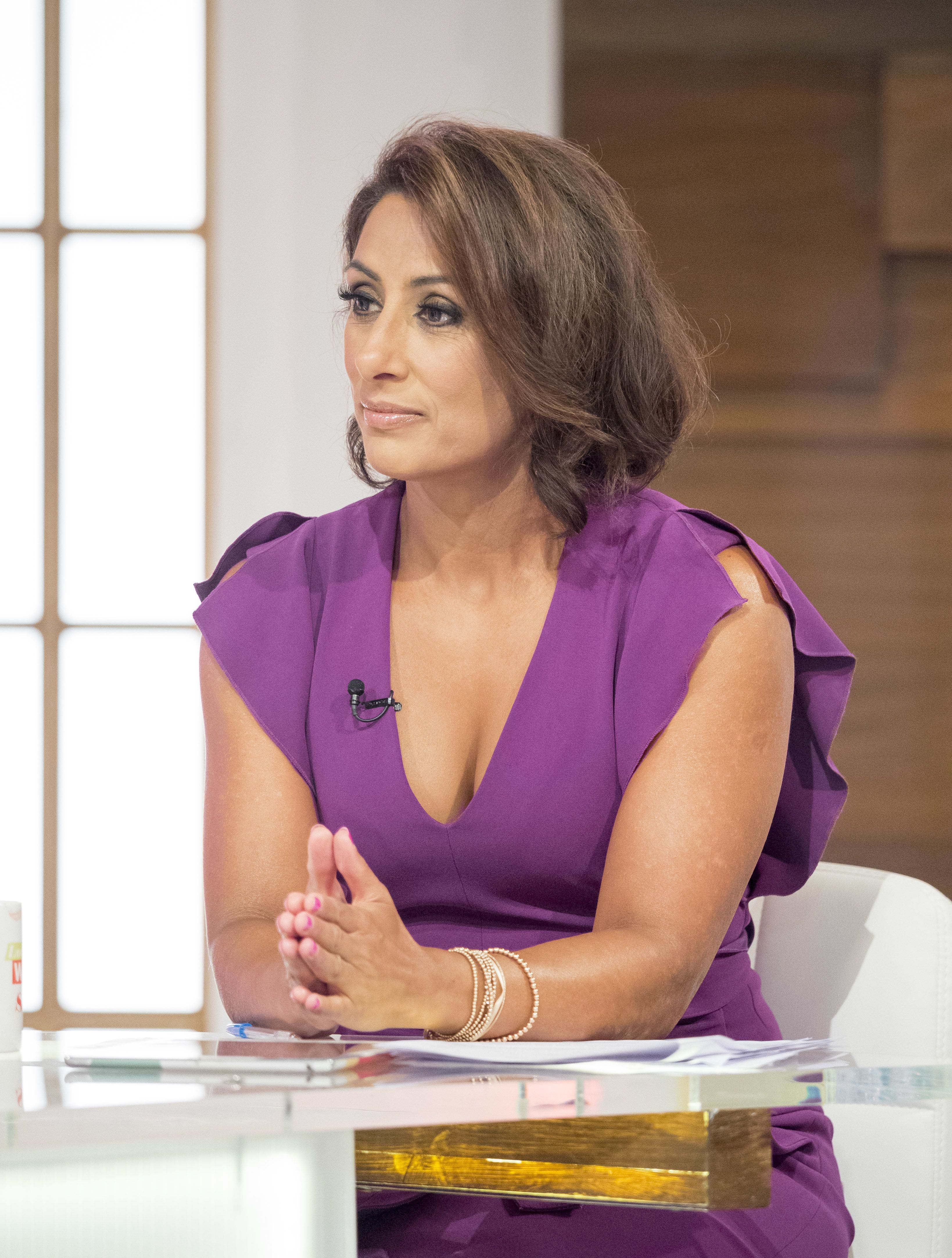Saira Khan Reveals She And Husband Attended Therapy Sessions After 'No Sex'