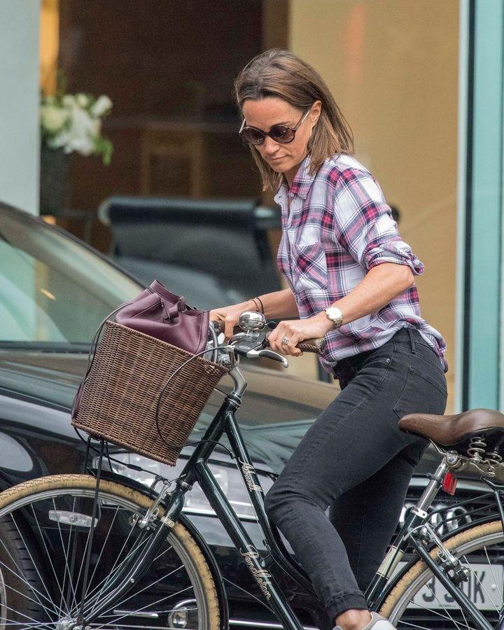 Biker chic.