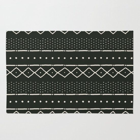 "<a href=""https://society6.com/product/mudcloth-in-bone-on-black_rug"" target=""_blank"">Shop it here</a>."