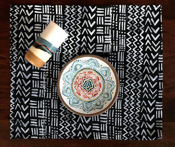 "<a href=""https://www.etsy.com/listing/541240839/mud-cloth-inspired-block-printed-linen"" target=""_blank"">Shop them here</a>.&n"