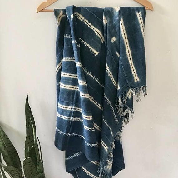 "<a href=""https://www.etsy.com/listing/543808488/mud-cloth-throw-vintage-indigo-african"" target=""_blank"">Shop it here</a>.&nbs"