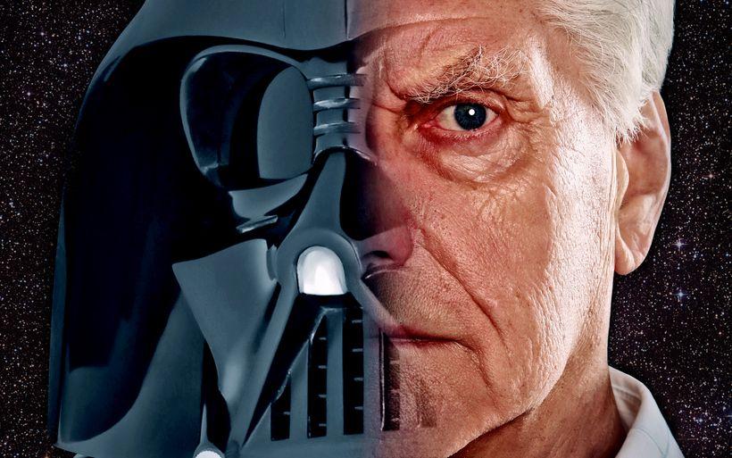 Darth Vader actor David Prowse