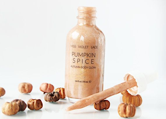 "Get it <a href=""https://www.etsy.com/listing/474889139/pumpkin-spice-shimmer-autumn-body-lotion"" target=""_blank""><strong>here"