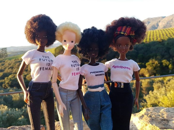 Like the other dolls in Bryan's Afro-Caribbean-inspired line, Alexa has a storyline in her imaginary Malaville world an