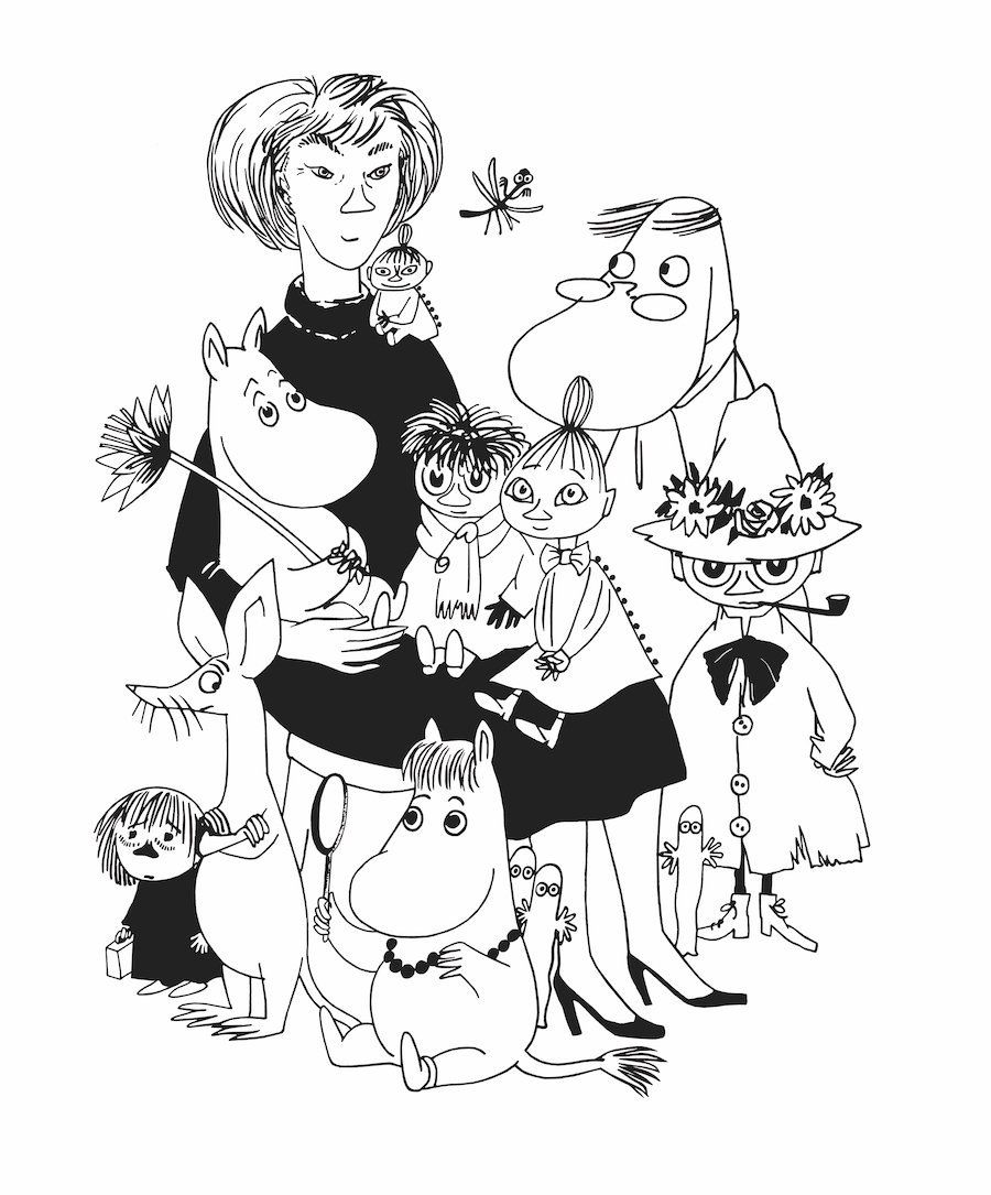 Quem é a autora 'queer' e antifascista do desenho 'Moomins', aclamado nos Estados