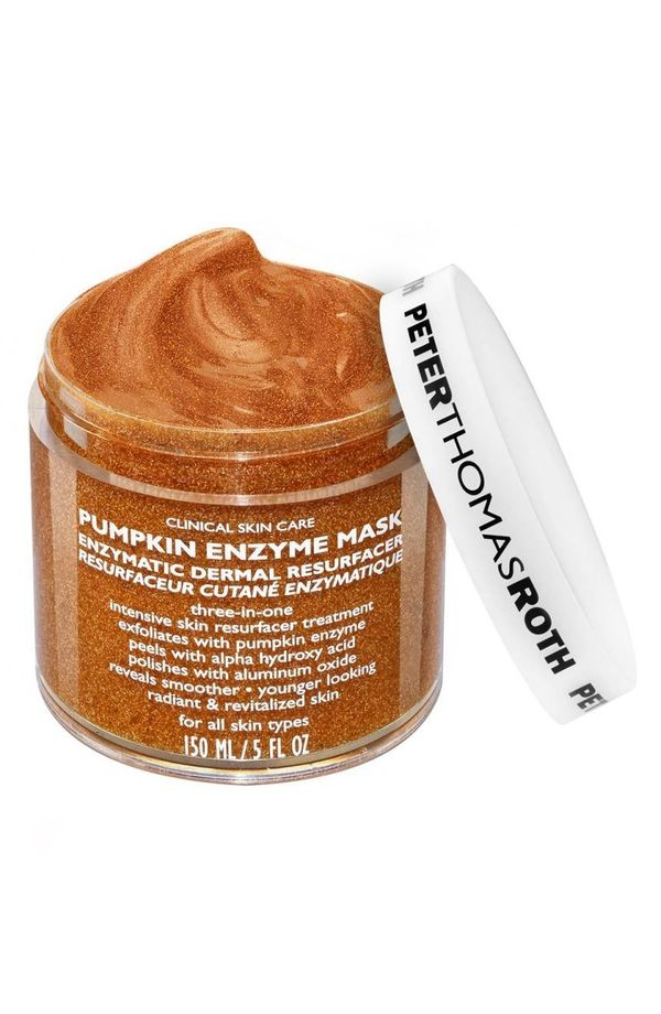 """Get it <a href=""""http://shop.nordstrom.com/s/peter-thomas-roth-pumpkin-enzyme-mask/4332622?origin=keywordsearch-personalizedso"""