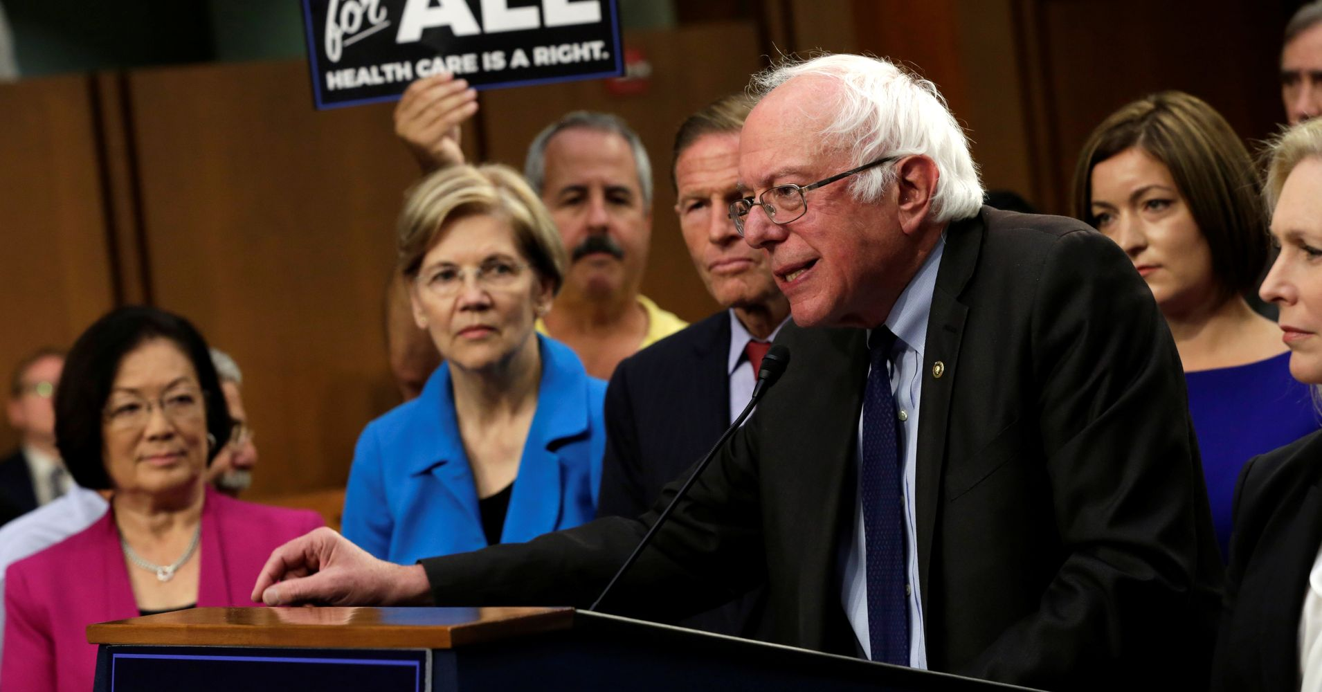 Bernie Sanders' Health Care Bill Is A Huge Win For The Abortion Rights Movement