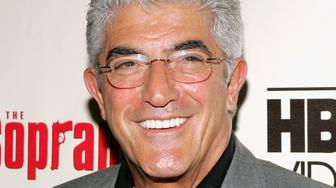 NEW YORK - JUNE 06:  Actor Frank Vincent attends 'The Sopranos: The Complete Fifth Season' DVD launch party at English is Italian on June 6, 2005 in New York City. (Photo by Paul Hawthorne/Getty Images)