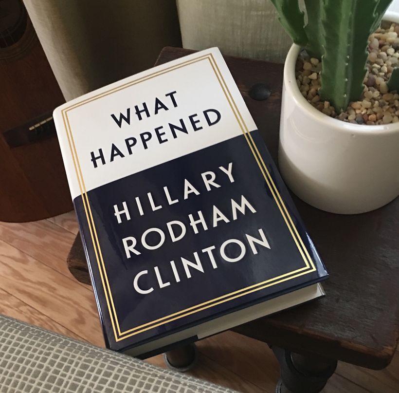 <em>What Happened</em> by Hillary Rodham Clinton