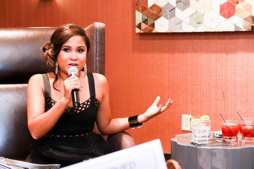 Media Mogul Angela Yee talks about empowerment and entrepreneurship at this years Black Alumni Ball