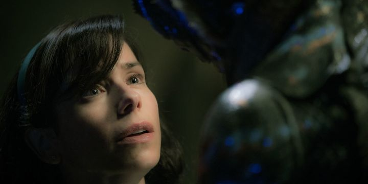 "Sally Hawkins stars in ""The Shape of Water."""