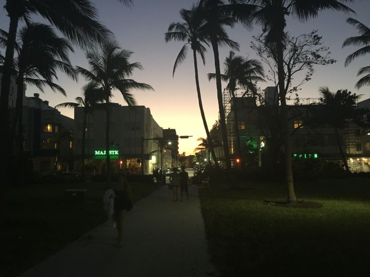 The city of Miami Beach ordered residents to evacuate the barrier island before Hurricane Irma hit Florida over the weekend.