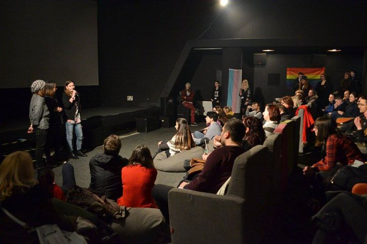 Merlinka Queer Film Festival in Sarajevo.