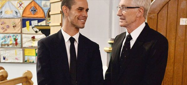 Paul O'Grady Reveals The One Thing Missing From His Secret Wedding