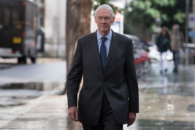 Sir Martin Moore-Bick began the inquiry with a 45-minute