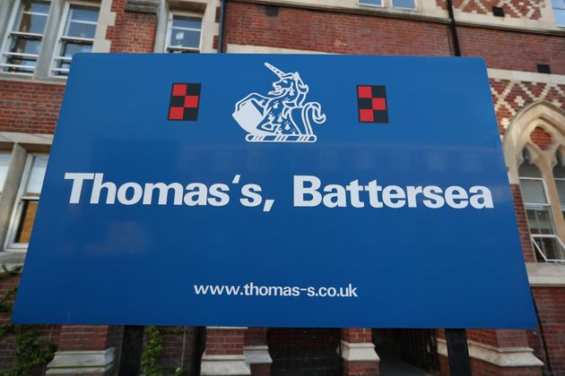 A review has been launched of security arrangements at Thomas's Battersea