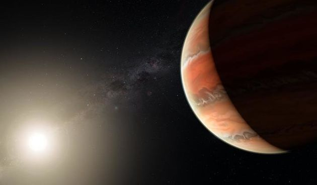 This Bizarre Exoplanet Actually Sounds Like