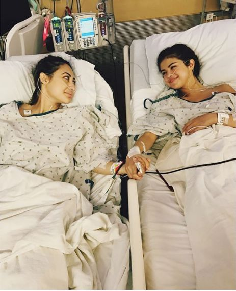 Selena Gomez Reveals Kidney Transplant, And Her Best Friend Was The